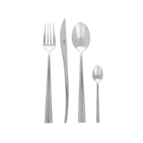 DUNA Cutlery set by Cutipol. Faqueiro 130 pc. Shop Online at by-PT.com