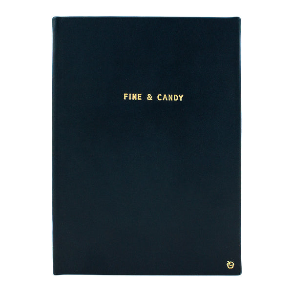 Fine & Candy Notebook Lifestyle Online Shop