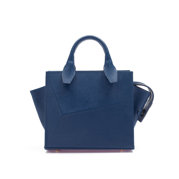 MINI CITY BAG Electric Blue by GUAVA, Shop Online Guavashoes, Shop online handbags Guava, handbag blue, Guavashoes online, shop online at by-pt