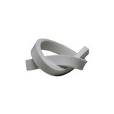 KNOT by &blanc is a napking ring designed by Miguel Soeiro, anel para guardanapos