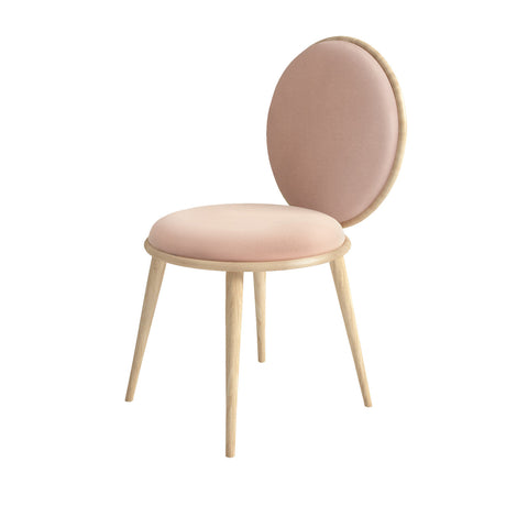 Morganite Dining Chair by MURANTI is a piece of Divine Love. Shop online luxury furniture at by-pt.com
