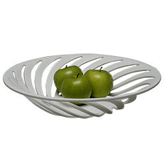 NEST by &blanc is a fruit bowl designed by Tino Grilo the inspiration was an apple, Fruteira com design the Toni Grilo inspirada nas maçãs