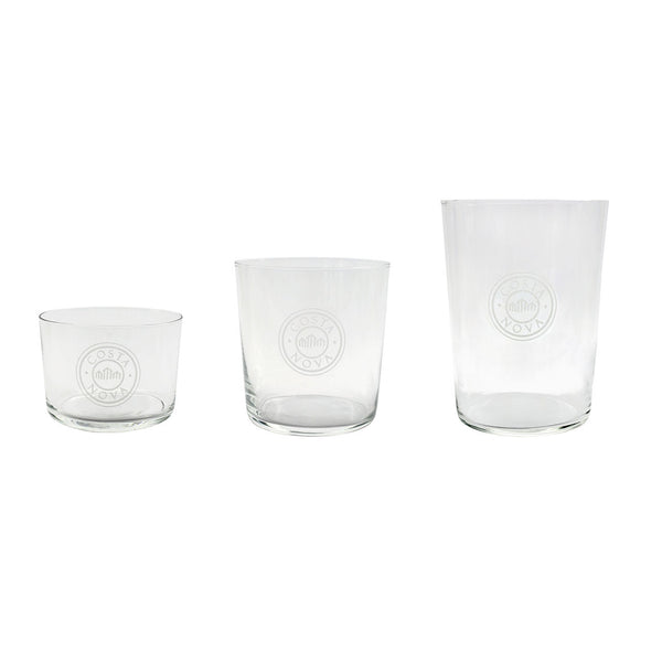 Shop Online Glassware at by-PT, Glassware NOVA, Fine Glasses, Water glasses, wine glassware