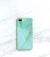 Aqua Marble iPhone 7 plus case