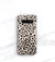 Cheetah print samsung galaxy s10 plus case