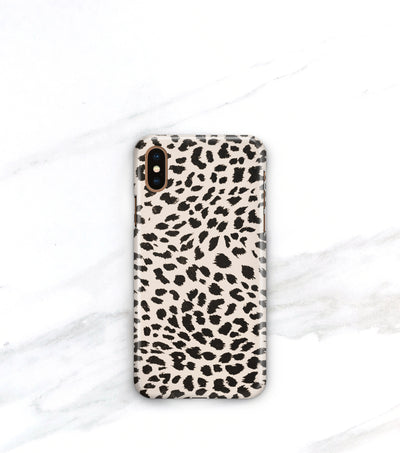 Cheetah spots iPhone xs case