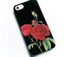 floral rose iPhone case
