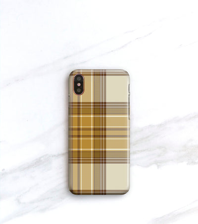 Classic Plaid Phone Case for iPhone