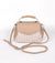 Spring handbag with Camel ticking