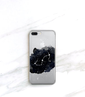 Capricorn Constellation Case for iPhone