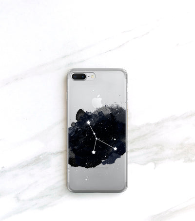 Cancer Zodiac Constellation Case for iPhone