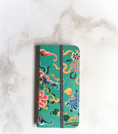 Asian iPhone 7 Wallet case