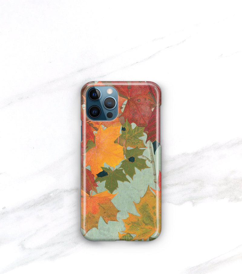 Autumn Leaves Case | iPhone 12/12 Pro