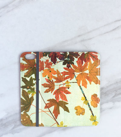 Fall Wallet case full view