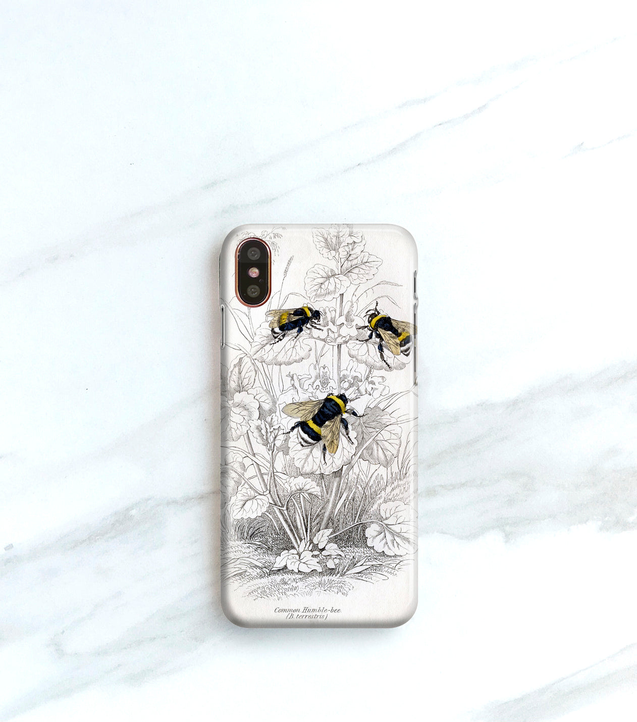 bee iphone xs case