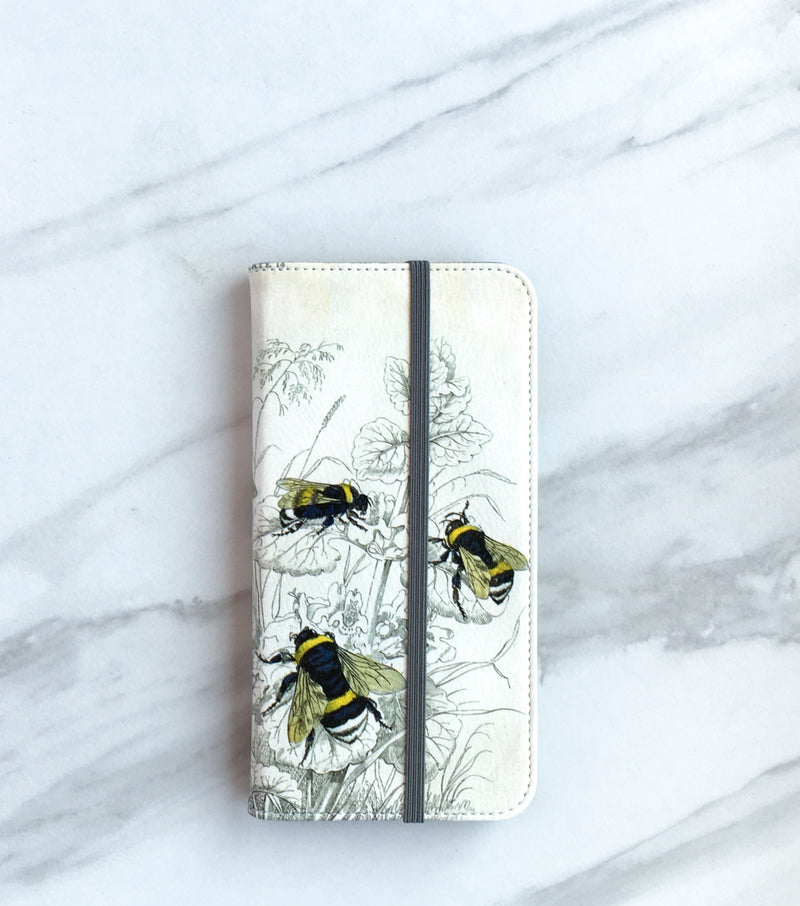 Bees iPhone 7 Wallet