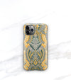 iPhone 11 pro max case in bohemian chic style