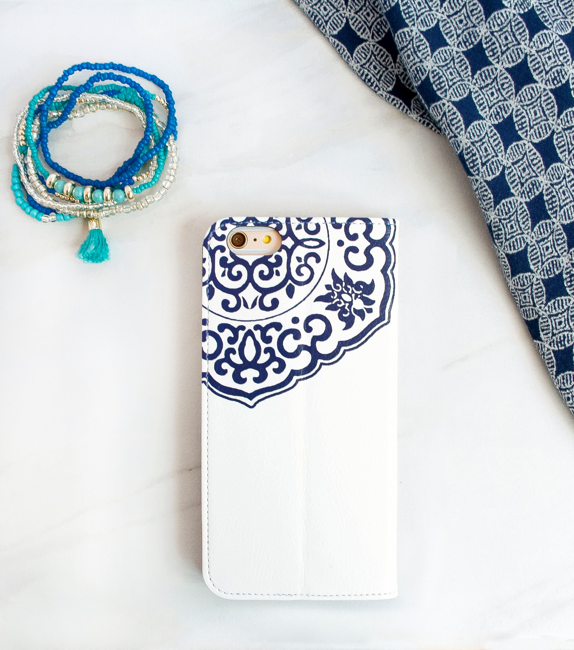 Ceramic iPhone 7s Wallet case