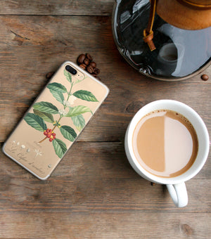Coffee iPhone 7 Plus case