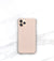 Matte Blush Color Case | iPhone 11