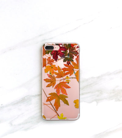 Fall fashion case for iPhone 7