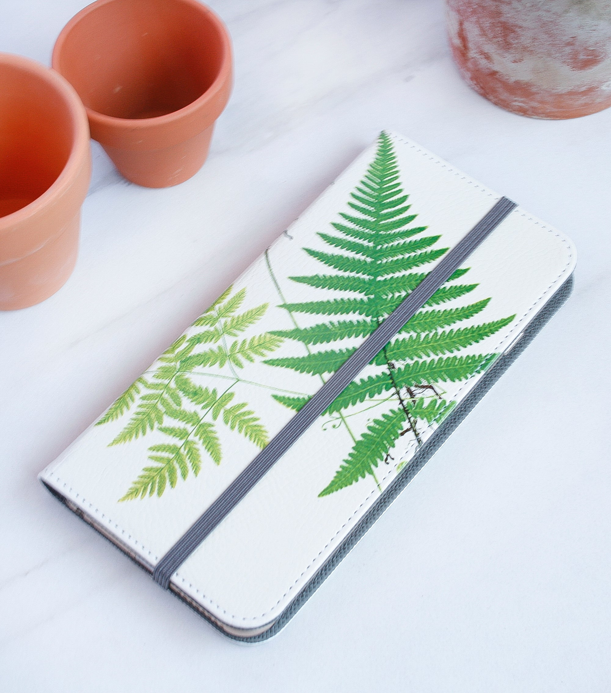 Fern Wallet case for iPhone