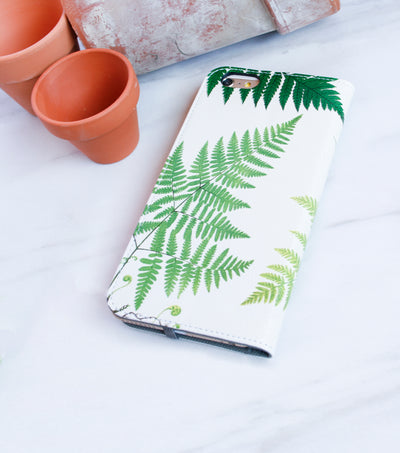 Fern iPhone 7 Wallet case
