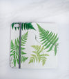 Fern Wallet case full view for iPhone