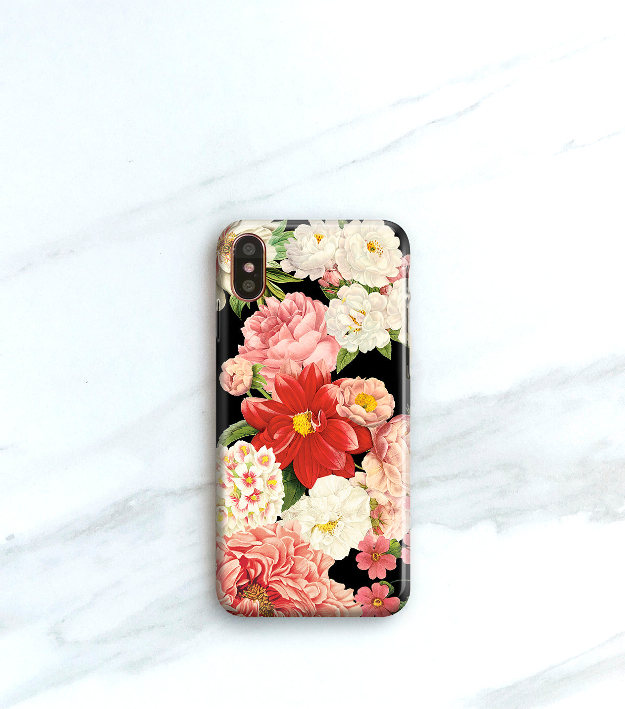 floral bunch iPhone xs max case