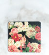 Floral Bunch iPhone wallet case full view