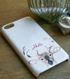 Hello Deer Slim Case