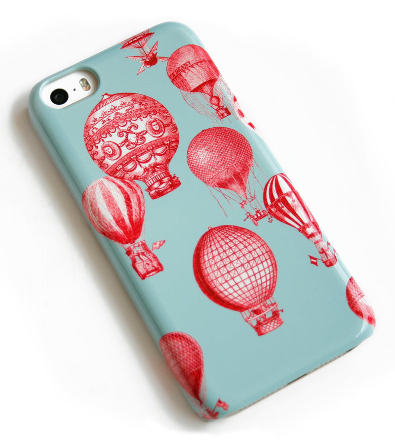 Hot Air Balloons iPhone case