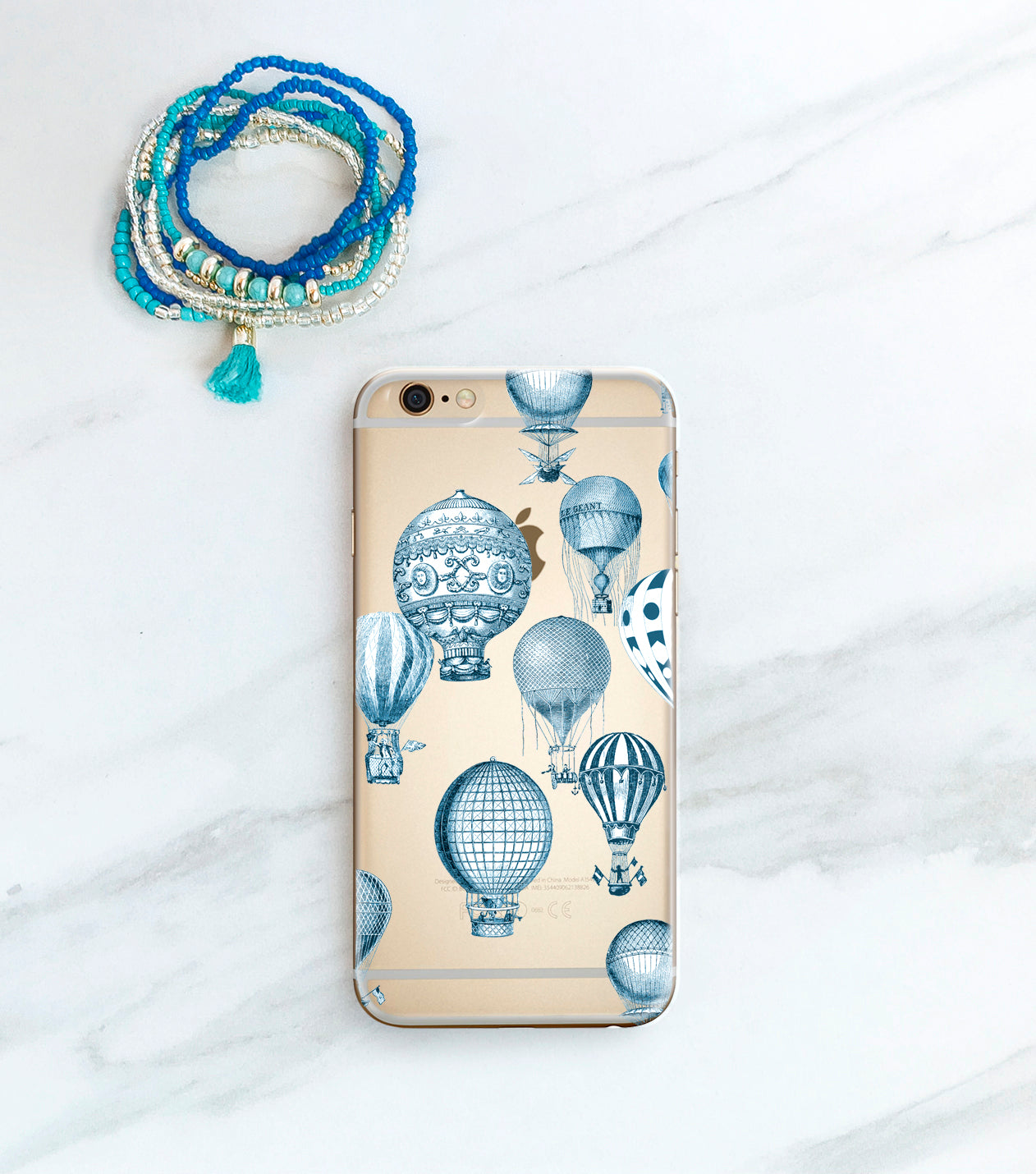 Hot Air Balloons iPhone 7 Plus Case