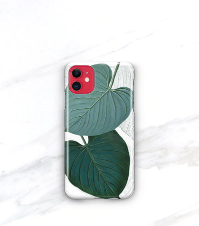 iPhone 11 case tropical