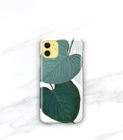 tropical style for iPhone 11 case