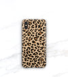 leopard print iPhone xs max case