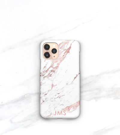 Rose Marble Case | iPhone 11