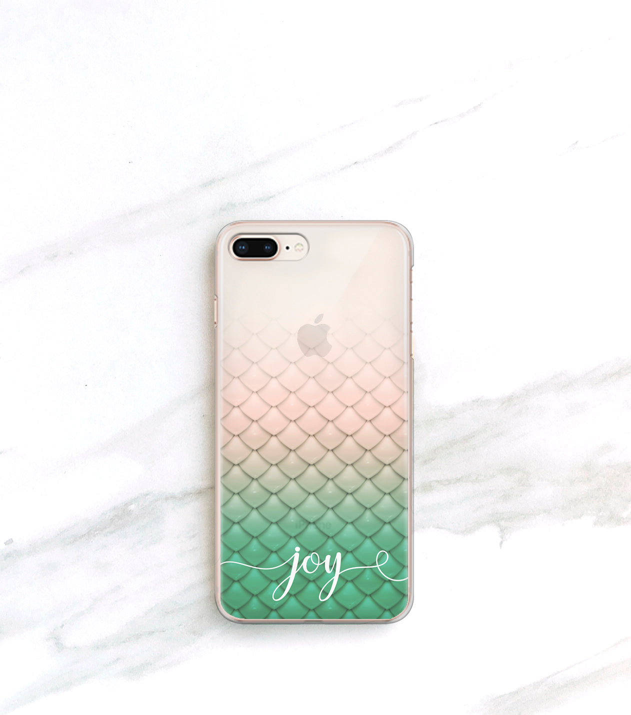 Mermaid case for iPhone 8 Plus