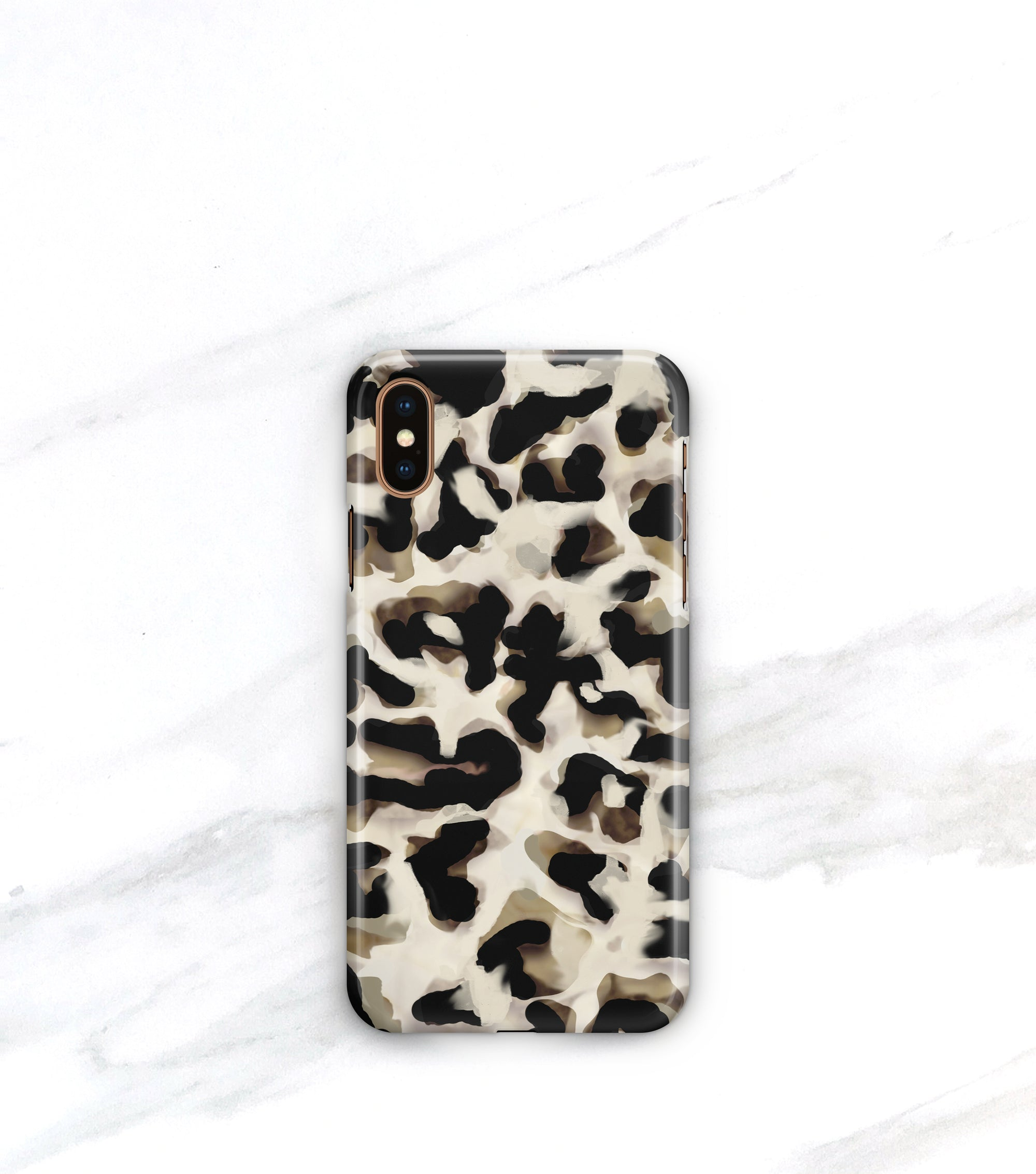milk tort iPhone xs case
