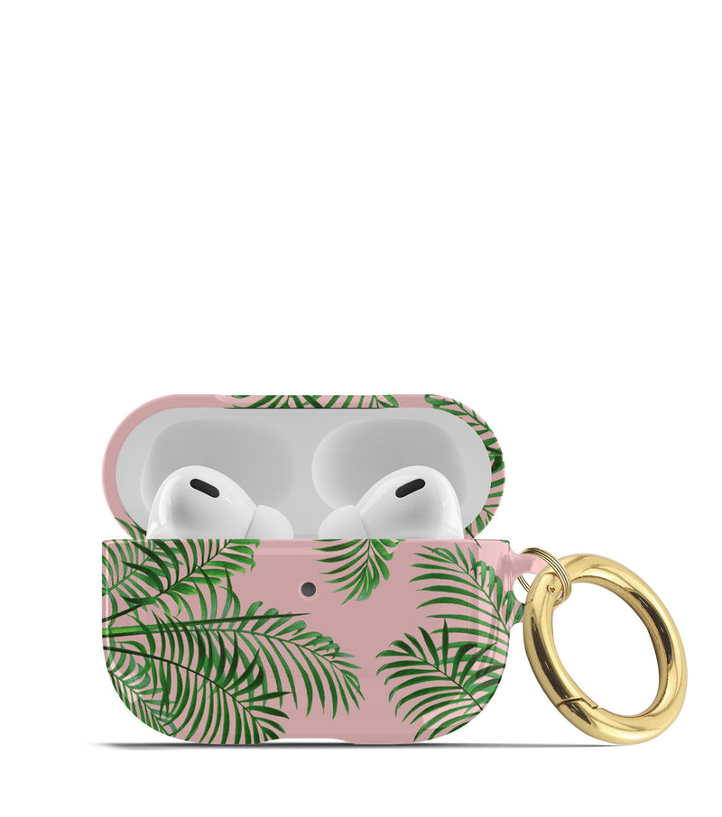 Palm Beach Pink AirPod Case