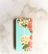 Peony Bunch iPhone 7 Wallet case