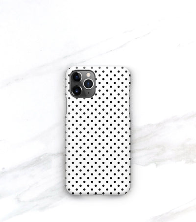 Polkadot pattern case for iphone 11 pro max