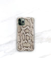 roccia snake print iphone 11 pro max case