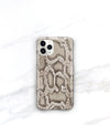 iPhone 11 pro case snake print