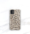 roccia snake print iPhone 11 case