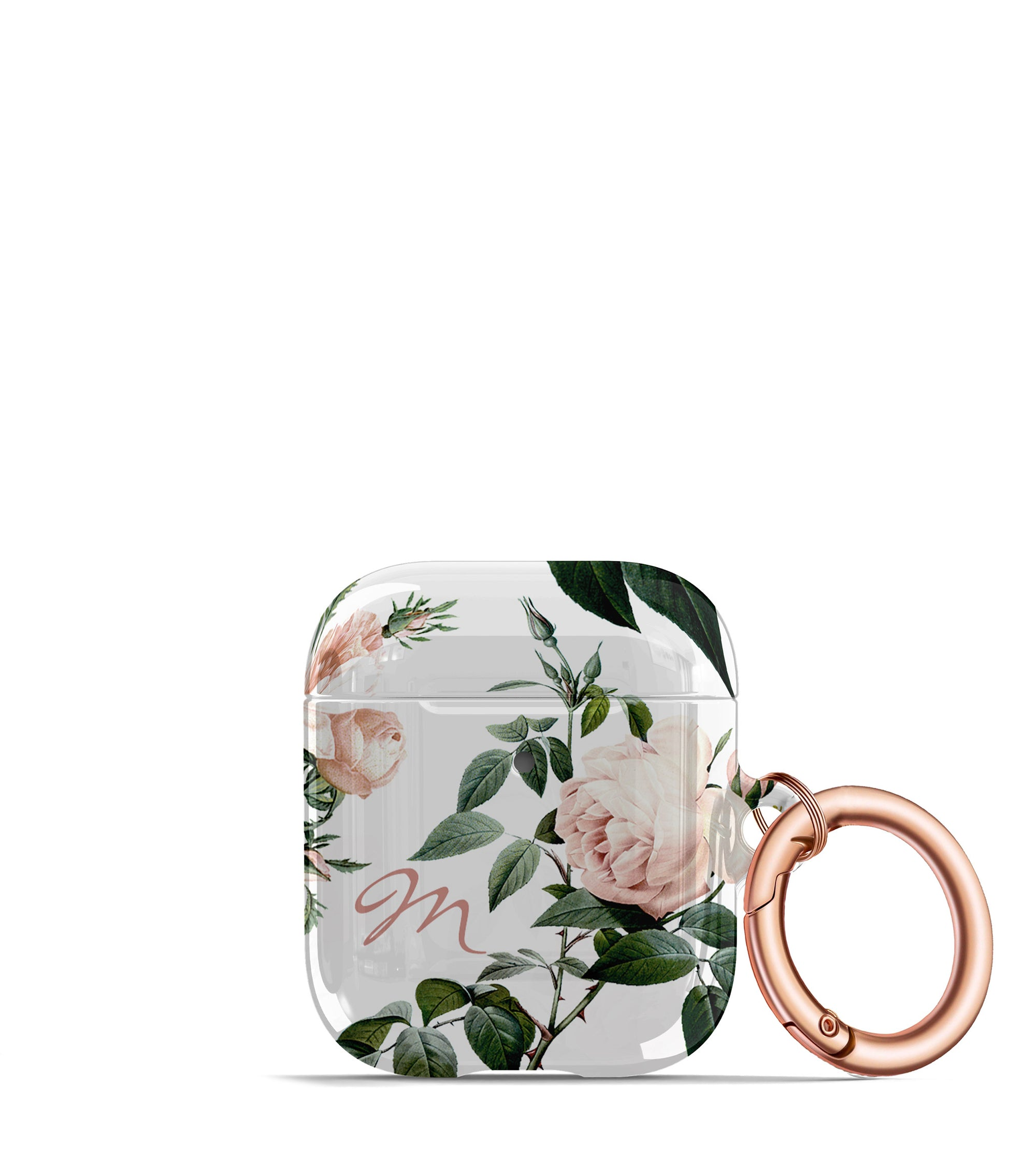 Blush Rose AirPod Case