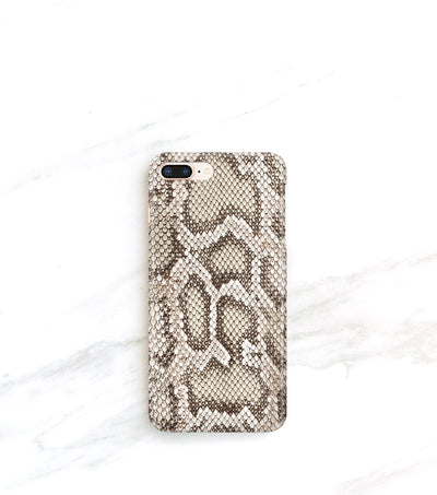 Roccia Snake Print Case | iPhone
