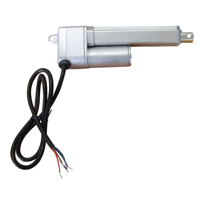 Optical Feedback Linear Actuators