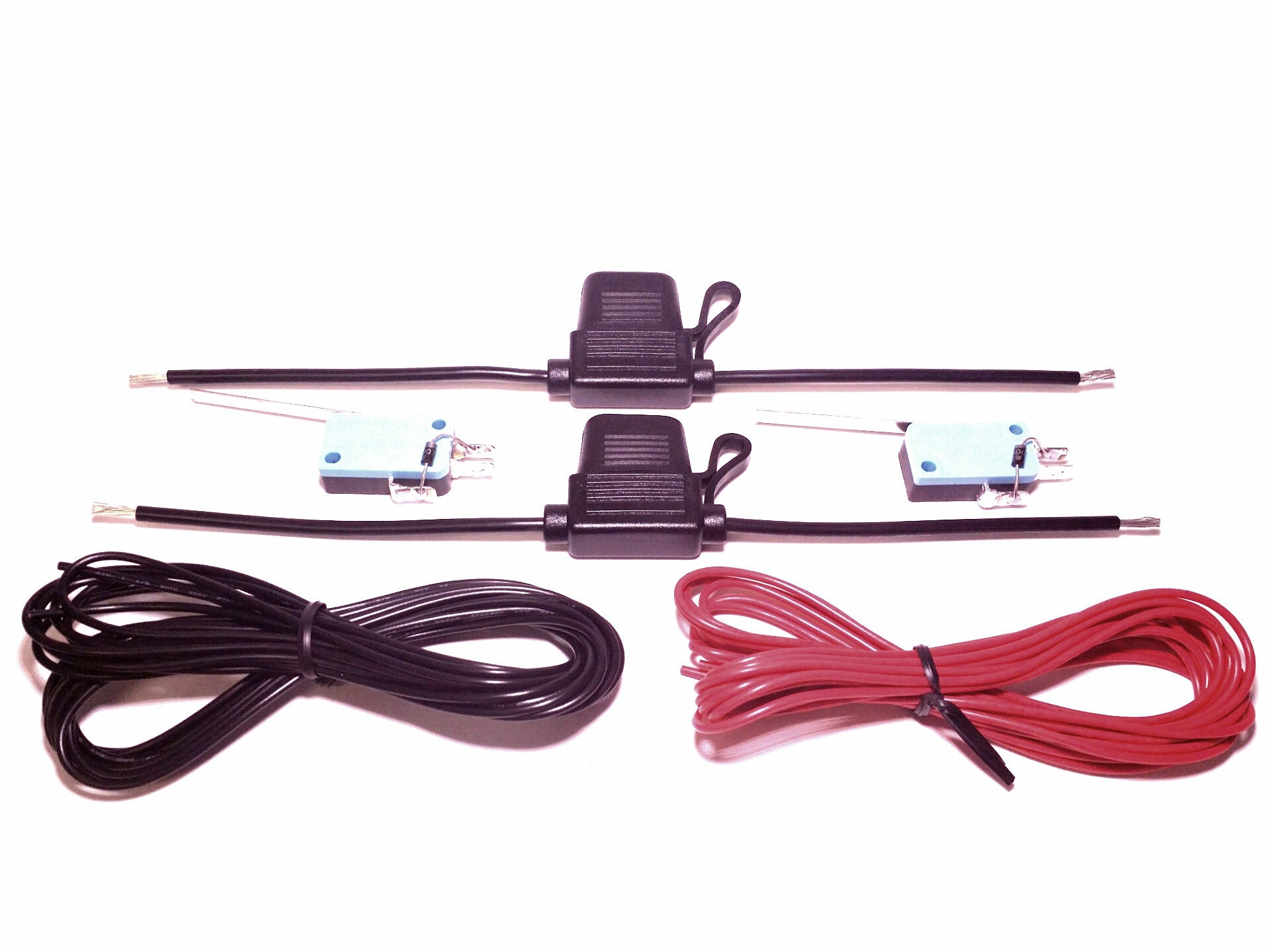 External Limit Switch Kit For Actuators Firgelli Single Pole Double Throw Wiring Diagram Linear Actuator