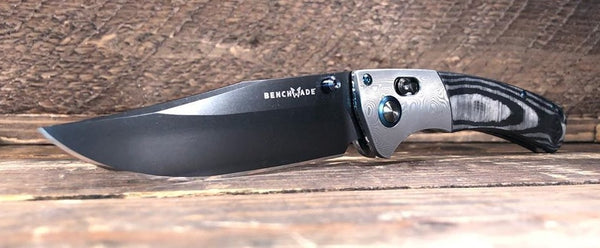 Crooked River, Gold Class - Carbon Fiber Folding Hunter - AxisLock Folder